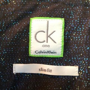 Calvin Klein Shirts - Calvin Klein CK one Slim Fit Long Sleeve Shirt